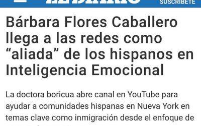 Entrevista por Marielis Acevedo de El Diario NY